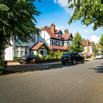Eastcote street