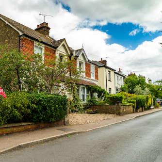 Street in Bushey