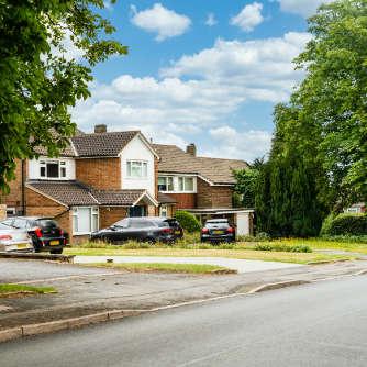 Suburban property