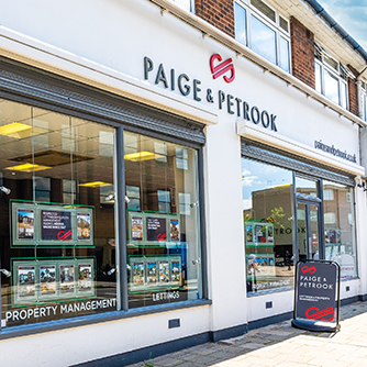 The Paige & Petrook Office